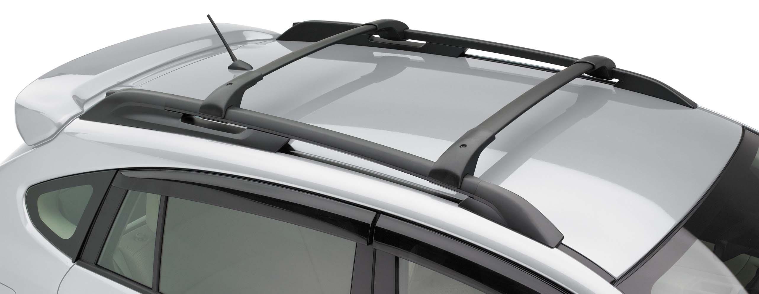 Subaru Crosstrek Cross Bar Aero Crossbar Set Adj Roof